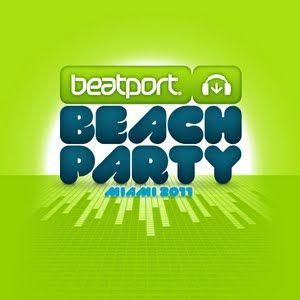 Beatport Miami DJ Competition Mix by DJ Mark Hunt