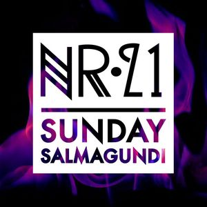 Sunday Salmagundi Nr. 21 - Mixed by Baumeister