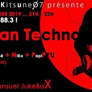 Jukebox - Techno Japonaise - Kitsune 07