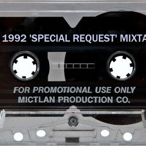 DJ 1992 - Special Request mixtape