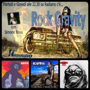 Rock Gravity - 40° Puntata del 12-07-2016