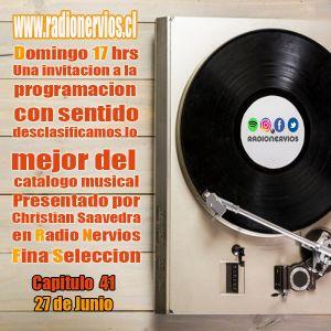 PROGRAMA 041 - FINA SELECCION 27 DE JUNIO 2021 (RADIO NERVIOS)