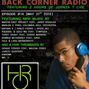 BACK CORNER RADIO: Episode #14 (May 31st 2012)