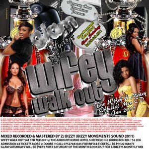 Bizzy Movements Sound - The Wifey & Matey Mix Jan 2011