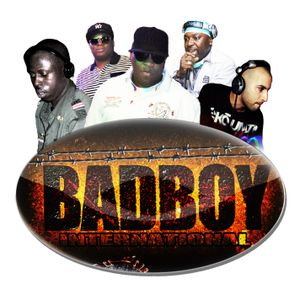 BADBOY INT'L ''back in the time'' old school mixx