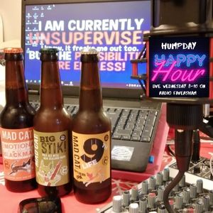 The Hump Day Happy Hour with Gareth Reeves - 5th May 2021