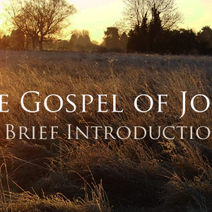 The Gospel of John: A Brief Introduction - Audio