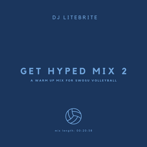 GET HYPED MIX 2 (CLEAN)