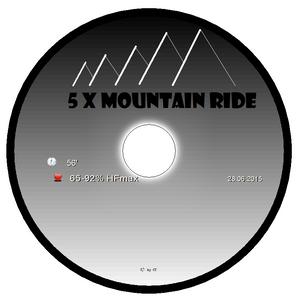 5 mountains