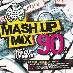Ministry Of Sound - Mash Up Mix 90s - The Cut Up Boys (Cd2) by