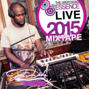 @JustDizle - The Essence Live 2015 Mixtape