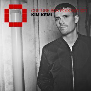 Culture Box Podcast 021 - Kim Kemi