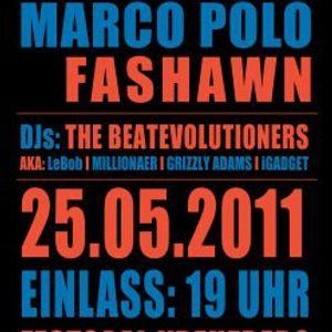 Beatevolution presents: Rakim, Masta Ace, Stricklin, Marco Polo & Fashawn Promo Mix