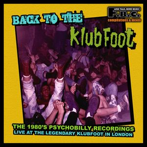 Back To The Klub Foot