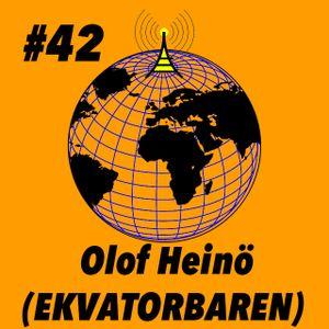 Global Groove #42 Olof Heinö (Ekvatorbaren)