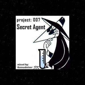 project 007 - Secret Agent