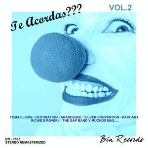 Dj Bin - Te Acordas Vol.2