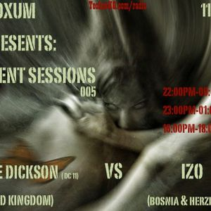 Indecent Sessions 005 with Steve Dickson and Izo