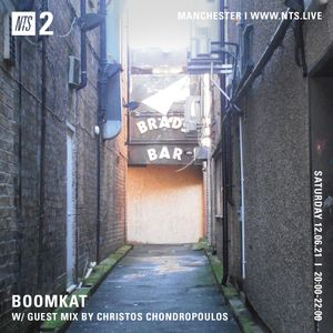 Boomkat w/ Christos Chondropoulos - 12th June 2021