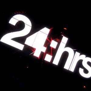 24:hrs radio show #001
