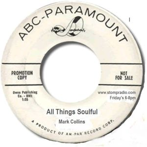 All Things Extra Soulful 18-11-16 on Stomp Radio