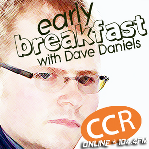 Early Breakfast - #HomeOfRadio - 26/04/17 - Chelmsford Community Radio