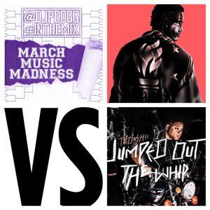 @Djpdogg #Inthemix March Music Madness Championship Round