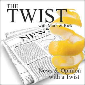 The Twist Podcast #33: Christmas Edition (Now On YouTube, Too!)
