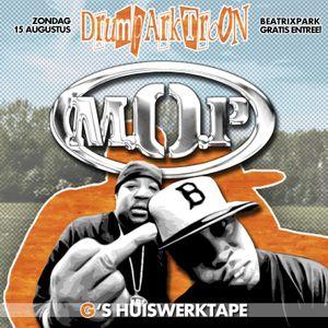 G - M.O.P. Huiswerktape (Drumparktroon 15-08-2010)