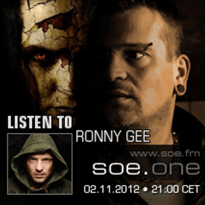 Listen to - Ronny Gee - 02.11.2012