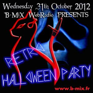 NOISE STYLERZ ACTIVITIES (Influences of Hardcore) - Retro Halloween Party on B-Mix Webradio
