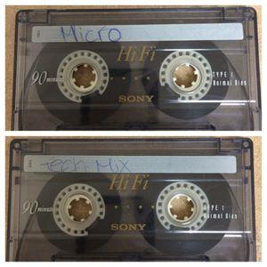 Micro - Tech Mix (Rare Mixtape) Caffeine Records