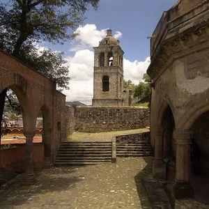 Convento de San Francisco Tlaxcala