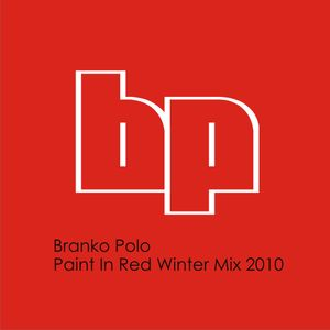 Branko Polo - Paint In Red Winter 2010