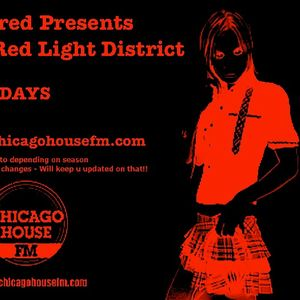 Missred Presents The Red Light District 023 - Feat Whitey D'Vine