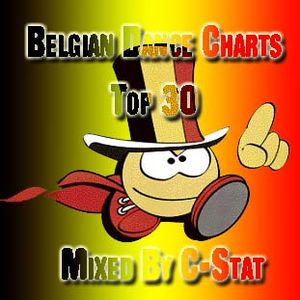 Belgian DanceCharts Top30 - September 2010 (Mixed By X C-Stat)