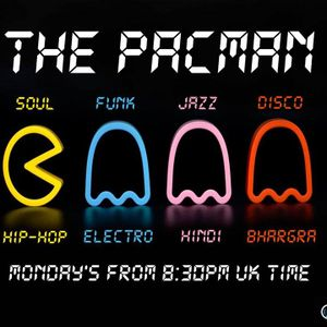 The Pacman Show 25/1 by TraxFM The Original!!