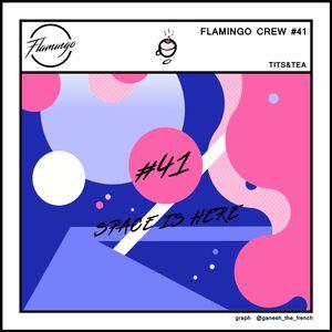 Flamingo Crew #41 - Tits & Tea - SPACE IS HERE