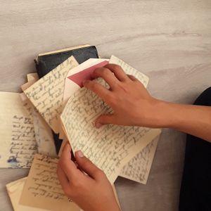 Die Briefe aus Afrika (2/7): Schreibe mir bald