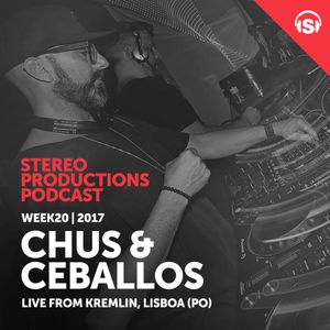 WEEK20_17 Chus & Ceballos Live from Kremlin, Lisboa (PO)