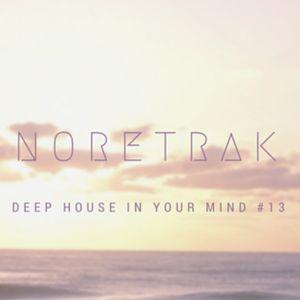 Noretrak - Deep House In Your Mind #13