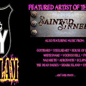 Motor City Glam Slam 04/16/17 : We're All Sainted Sinners! Ft. David Reece interview