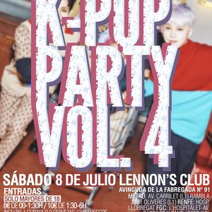 Sesión K-POP PARTY Vol.4 en Lennon's Club [08/07/2017] - Parte 1