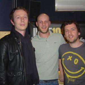 Monday 24/1/11 Brighton's Juice 107.2 New Music Show