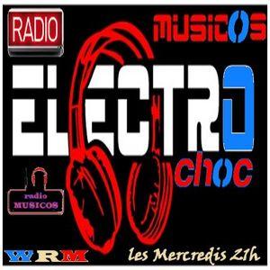 Delphine Cerisier ElectroChoc Radio Musicos