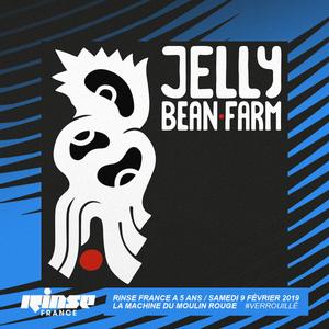 Jelly Bean Farm avec Ganesa, Squane & Krotone - 04 Février 2019