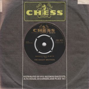 Nick Marshall UK Soul 45s: The complete black Chess label part 2