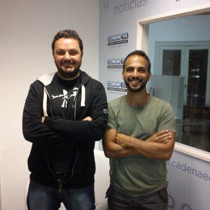 Velez Radio Con Carlos Martino 4-3-2015