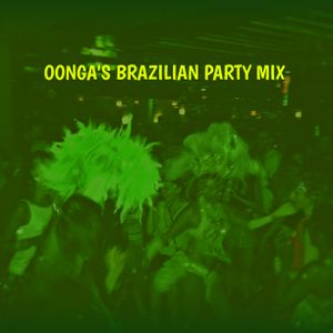 Brazilian Full Moon Party Mix! (Montreal June 18)