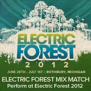 """Electric Forest Mix Match 2012 - Electro Bhangra - DJ """"E.V."""" of A-SLAM"""